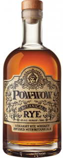 Pow-Wow Rye Whiskey Botanical 750ml